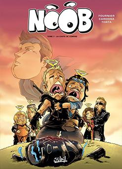 bande dessinee noob